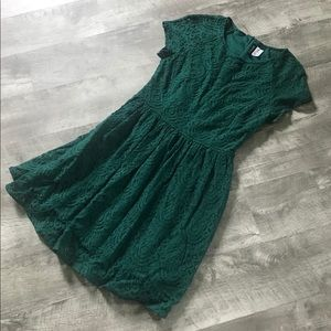 Divided by H&M Lace Skater Dress
